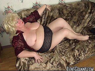 ILoveGrannY Amateur Granny Pictures in Slideshow