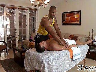 Homo prostate massage clips