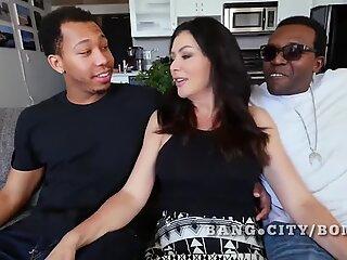 Sasha Sean older woman wants blacks
