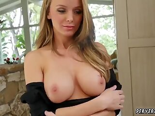 Mom self first time Jane Doux in When Father Is Away Stepmom Will Play