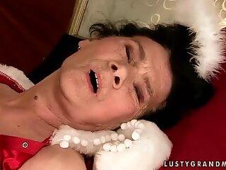 Hairy Grandmas Hard Fuck Compilation