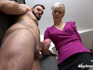 Granny Can't Be Left Unsupervised Without Sucking a Cock