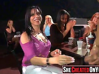 38 Check these Hot sluts caught fucking at club 143