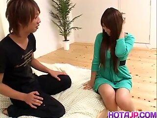Mini Kousaka Asian gal in greed - More at hotajp.com