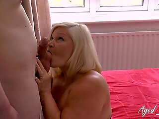 AgedLovE Lacey Starr Hardcore Old and Teen Fuck