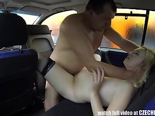 Hot Hairy Pregnant Bitch Fucks for CASH