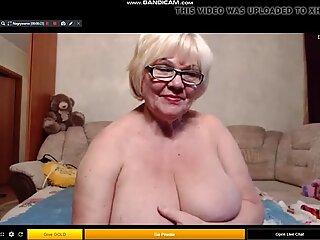 xBlondebomb webcam