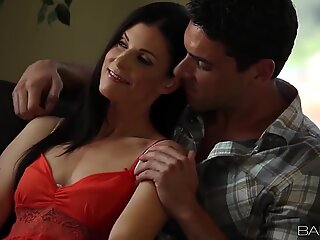 Babes - Sexy milf India Summer loves younger cock