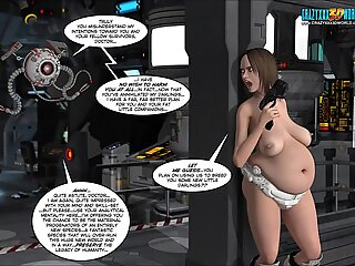 3D Comic: Habitat 5. Chapter 9